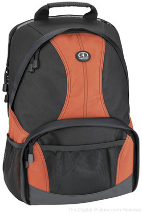 Tamrac 3380 Aero 80 Photo/Laptop Backpack (Rust)