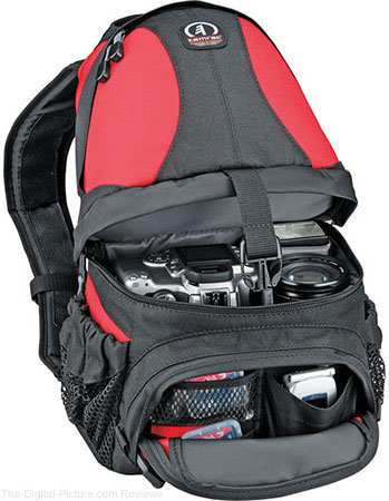 Tamrac 5546 Adventure 6 Backpack (Red/Black) - $39.95 Shipped (Reg.$99.95)