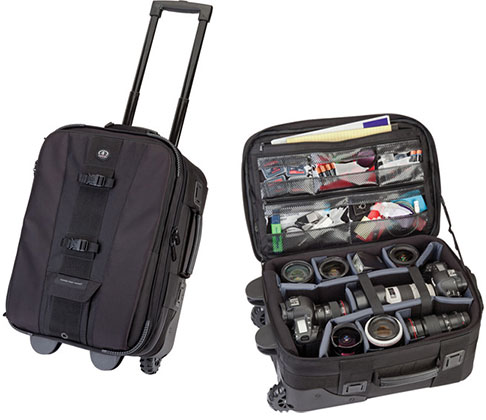 Tamrac 5592 SpeedRoller Big Wheels Rolling Case - $199.95 Shipped (Reg. $399.95)