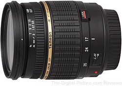 Tamron SP AF 17-50mm f/2.8 XR Di II LD IF Lens for Canon - $291.89 Shipped (Compare at $499.00)