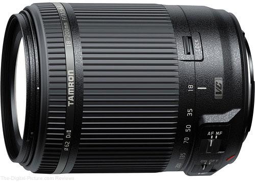 Tamron 18-200mm f/3.5-6.3 Di II VC Lens - $199.00 Shipped (Reg. $249.00)
