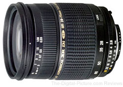 Tamron SP 28-75mm f/2.8 Macro XR Di LD Lens for Canon Bundle - $483.98 Shipped AR