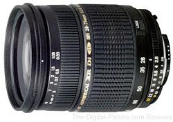 Tamron SP AF 28-75mm f/2.8 XR Di LD Lens