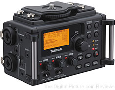 Tascam DR-60D 4-Channel Linear PCM Recorder In Stock