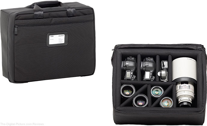 Tenba AA-SMP Small Multi Purpose Attache-Style Air Case - $169.95 Shipped (Reg. $316.95)