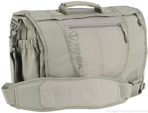 Tenba Discovery: Mini Photo/Laptop Messenger (Sage/Khaki) - $39.95 Shipped (Reg. $109.95)
