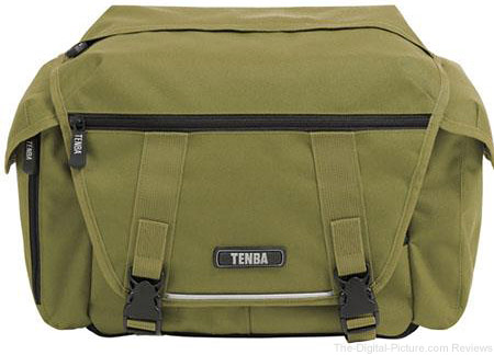Tenba Lightweight Messenger Camera Bag (Olive) - $49.95 Shipped (Reg. $142.95)