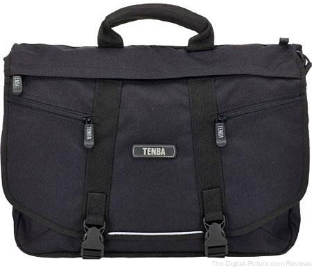Tenba Messenger Large Photo/Laptop Bag (Black) - $44.95 Shipped (Reg. $109.95)