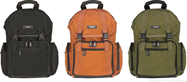 Tenba Messenger Series: Photo/Laptop Daypack - $69.95 Shipped (Reg. $153.95)