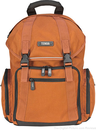 Tenba Messenger Series: Photo/Laptop Daypack - $69.95 with Free Shipping (Reg. $153.95)