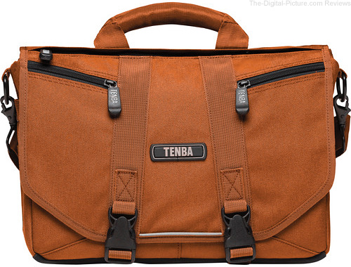 Tenba Photo/Laptop Messenger Bag (Mini, Burnt Orange) - $39.95 Shipped (Reg. $93.95)
