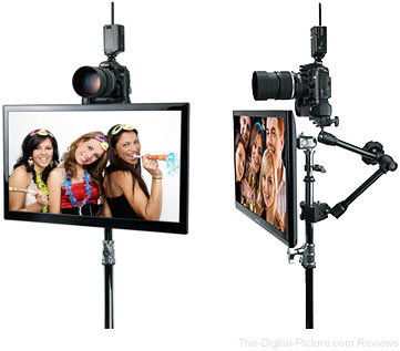 Tether Tools Introduces Vu Booth - Photo Booths Made Easy