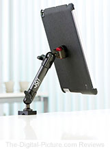 Tournez C-Clamp Mount with MagConnect for Apple iPad 2 & 3
