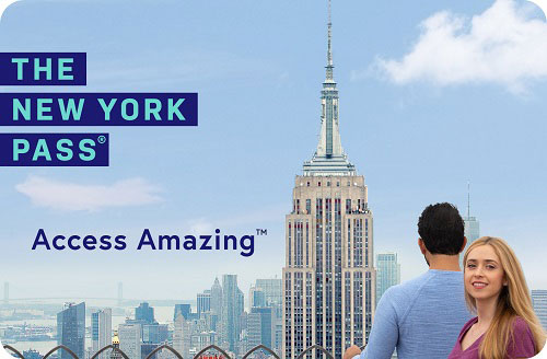 Save 20% on a 3, 5, 7 or 10 Day New York Passes