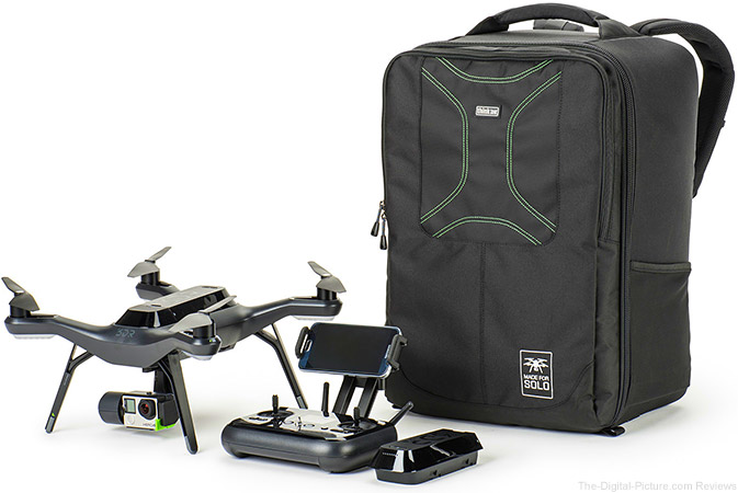 Think Tank Photo Releases 3DR Solo Version of Popular Airport Helipak Series