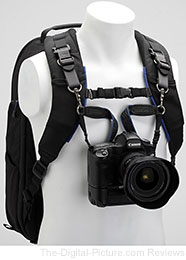 Purchase a Think Tank Photo Backpack, Get a Camera Strap and Support Kit for Free
