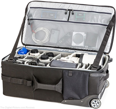 Think Tank Photo Releases Logistics Manager 30 Rolling Camera Bag