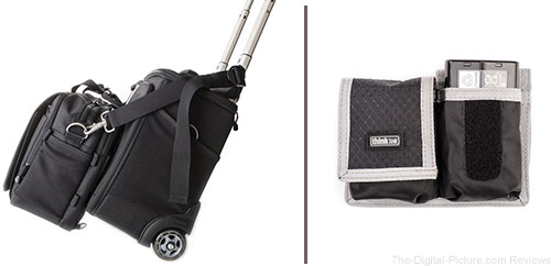 Think Tank Photo Releases Low Rider Strap and Pro DSLR Battery Holder Accessories