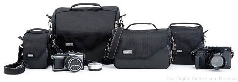 Think Tank Photo Announces Mirrorless Mover Camera Bags