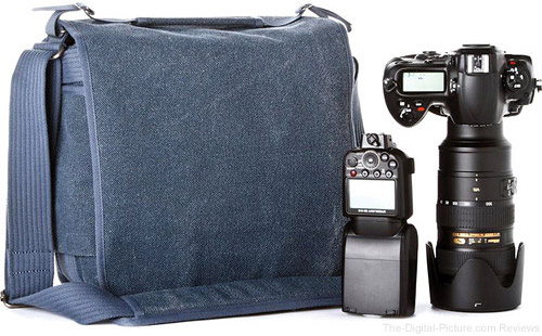 Think Tank Photo Retrospective 20 Shoulder Bag (Blue Slate) - $69.75 Shipped (Reg. $174.75)
