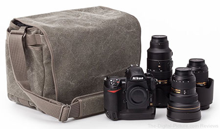 Select Think Thank Photo Shoulder Bags Nicely Reduced at B&H