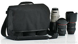 Think Tank Photo Retrospective Lens Changer 3 (Black)