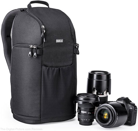 Think Tank Photo Announces Trifecta DSLR and Mirrorless Camera Backpacks