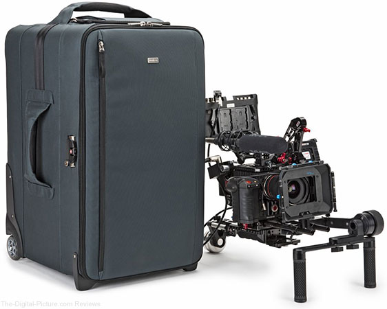 "Think Tank Photo to Release Complete Video Bag Line for ""Run & Gun"" Assignments and Larger Video Productions"