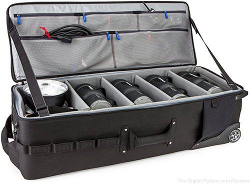 Think Tank Photo Production Manager 40 Rolling Case