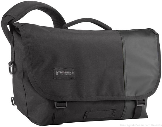 Timbuk2 Snoop Camera Messenger Bag (Small, Cordura Black) - $59.95 Shipped (Reg. $149.95)
