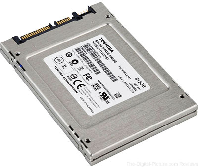 Toshiba 512GB Q Series Internal Solid State Drive - $229.00 Shipped (Reg. $329.00)