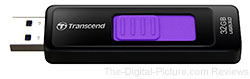 Transcend JetFlash 760 32 GB USB 3.0 Flash Drive - $18.99 (Compare at $29.99)