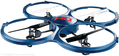 UDI RC U818A-1 Discovery Quadcopter with HD Camera