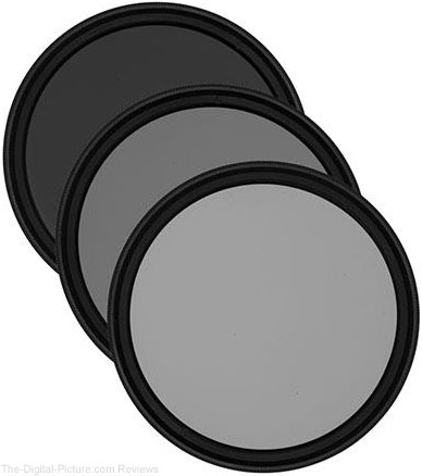 VU Sion 77mm Variable Neutral Density (ND) Filter - 0.3 to 1.5 (1 to 5 stops) - $55.00 Shipped (Reg. $75.00)
