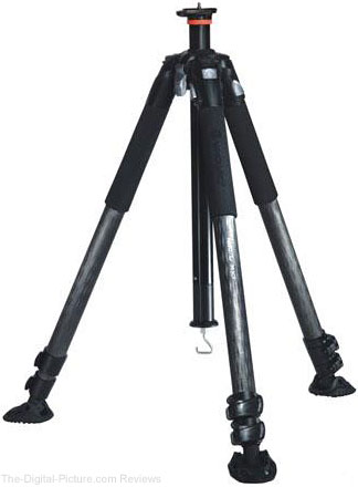 Vanguard ABEO Plus 363 Carbon Fiber Tripod - $159.99 Shipped AR (Reg. $429.99)
