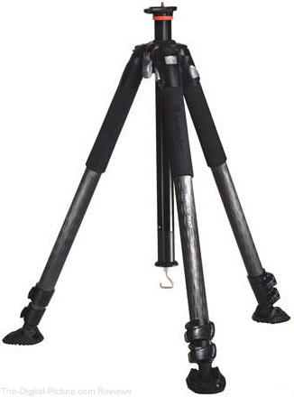Vanguard Abeo Plus 363CT Carbon Fiber Tripod - $209.99 Shipped (Compare at $429.99)