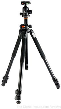Vanguard 263AB-100 3-Section Alta Pro 263-AT Tripod with SBH-100 QR Ballhead - $124.95 Shipped (Compare at $189.99)