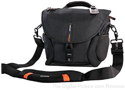 Vanguard Heralder 28 DSLR Camera Bag (Black)