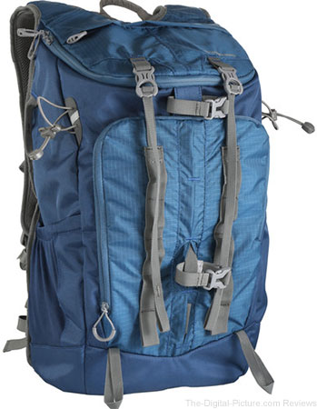 Vanguard Sedona 51 DSLR Backpack (Blue) - $79.99 Shipped (Reg. $149.99)