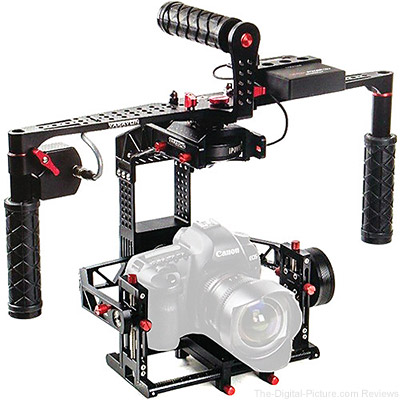 Varavon Birdycam II 3-Axis Motorized Gimbal Stabilizer - $1,349.00 Shipped (Regularly $1,699.00)