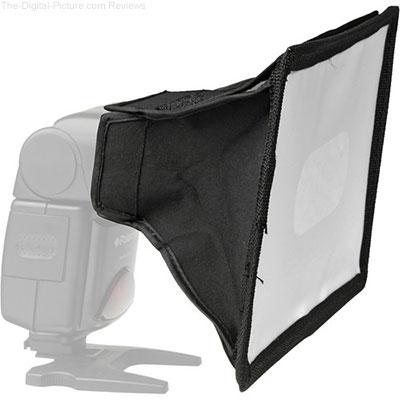 Vello Fabric Softbox with Cinch Strap Kit (Medium)