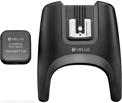 Vello FreeWave Mini-Stand Flash Trigger Set - $29.95 Shipped (Reg. $49.95)