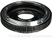 Vello Lens Mount Adapter - FD to EOS