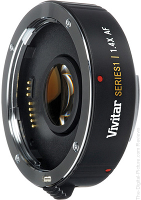 Vivitar 1.4x Teleconverter for Canon - $69.95 Shipped (Reg. $99.95)