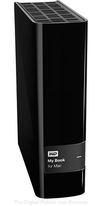 WD 2TB My Book External Hard Drive for Mac - $64.99 Shipped (Reg. $109.99)