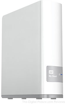WD 3TB My Cloud Personal Cloud Storage