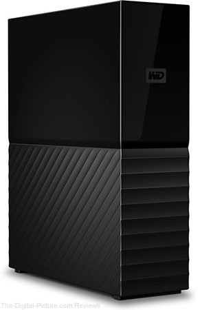 WD 4TB My Book Desktop USB 3.0 External Hard Drive - $97.95 Shipped (Reg. $129.95)