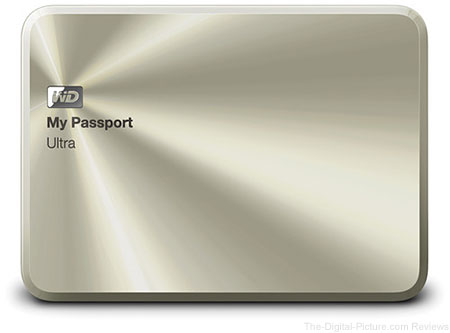 WD Releases Limited Anniversary Edition My Passport Drives