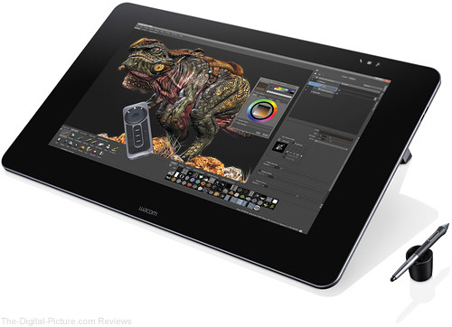 "Refurb. Wacom Cintiq 27QHD 27"" Creative Pen & Touch Display - $1,999.95 Shipped (Compare at $2,549.95 New)"