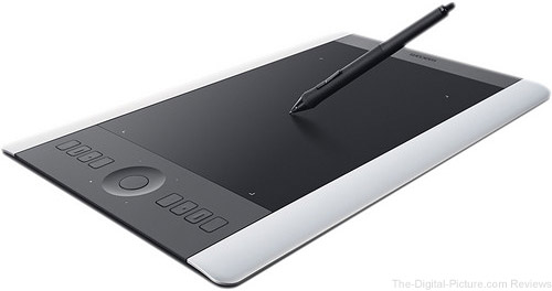 Wacom Intuos Pro Professional Pen & Touch Tablet Special Edition - $279.00 Shipped (Reg. $379.00)